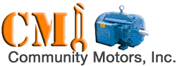 Community Motors, Inc. | Motor Rewind & Kohler Generators for Houston, Texas